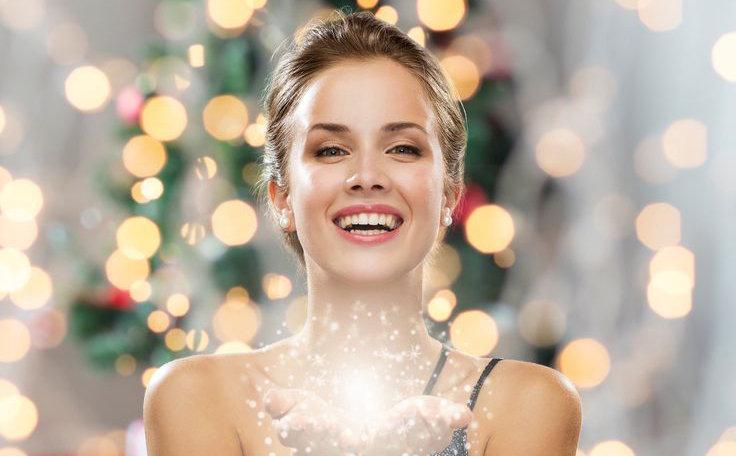 Celebra la Navidad con tu mejor cara
