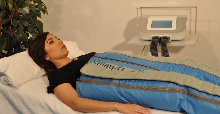 presoterapia piernas madrid